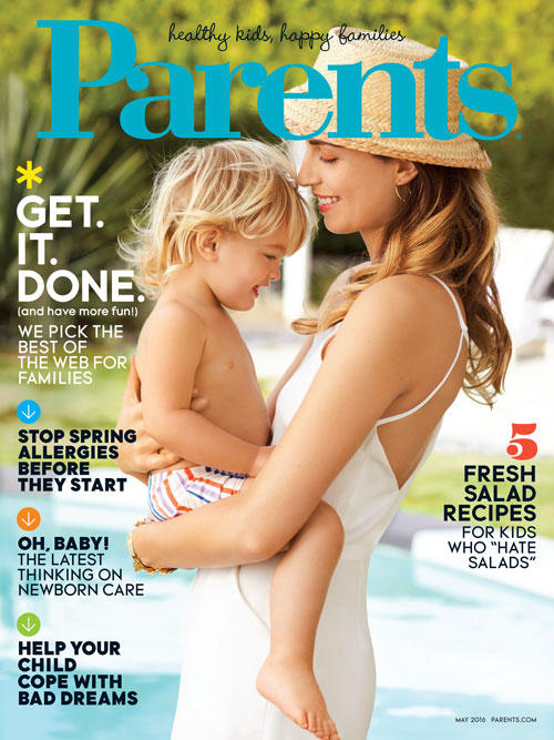 Parents Cover May 2016