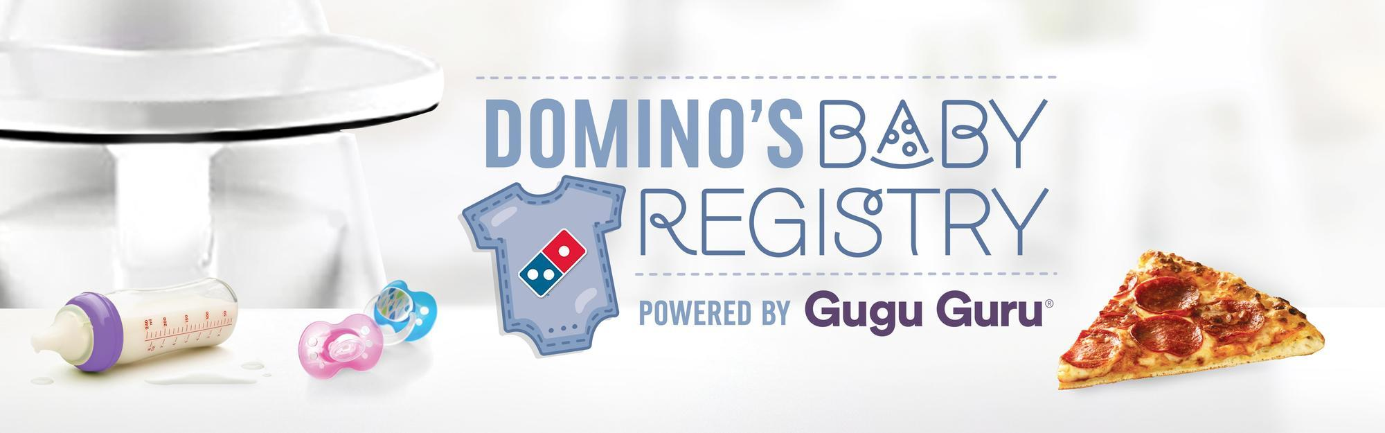 Domino's Pizza Registry
