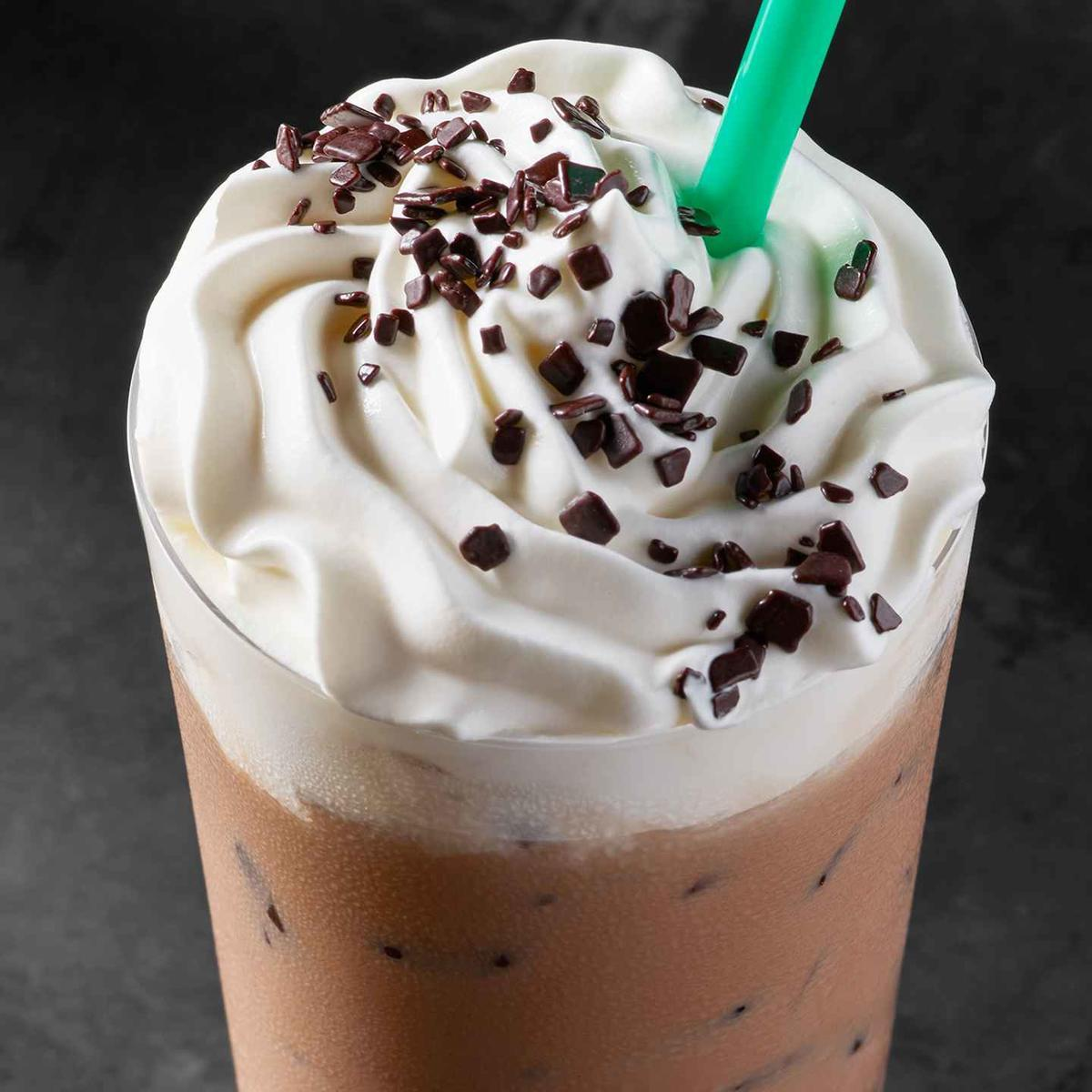 Starbucks Black and White Frappucinno
