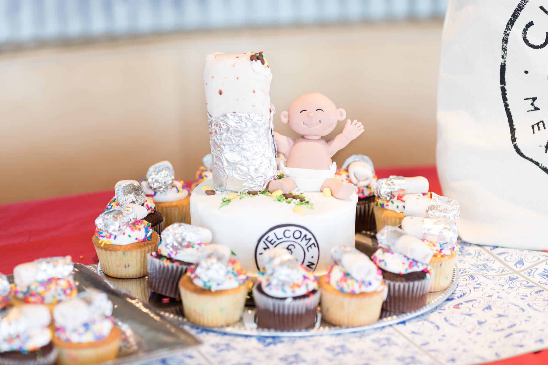 Chipotle Baby Shower