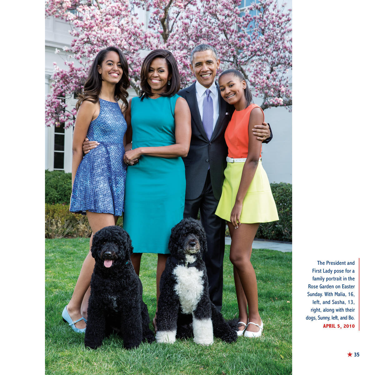 The First Family, Exclusive Images from His White House Photographer's New Children's Book