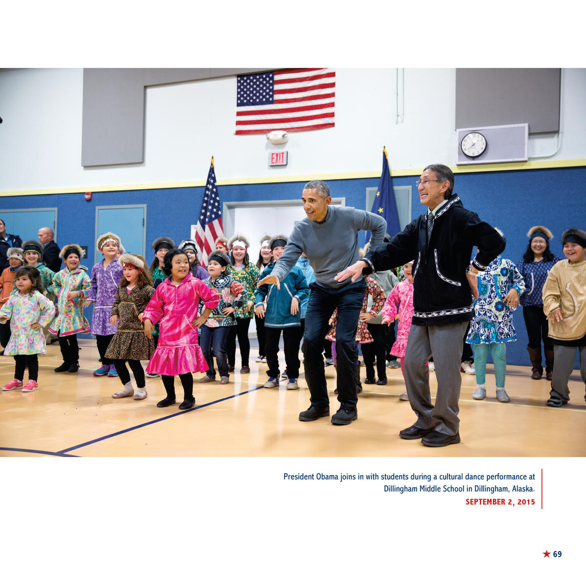 Obama Dancing, Exclusive Images from Obama's White House Photographer's New Children's Book