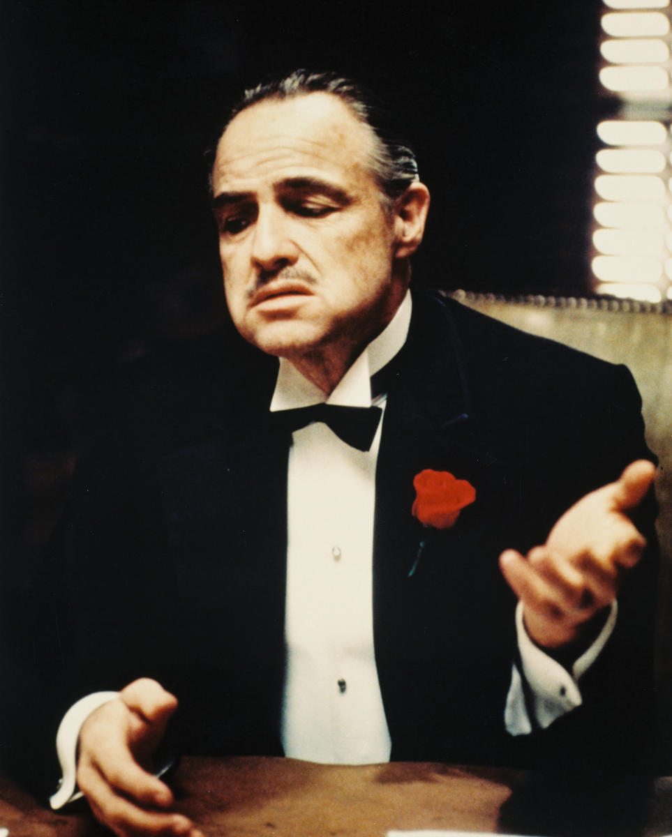 The Godfather Comes To Netflix January 2018