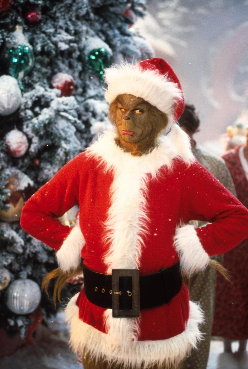Freeform '25 Days of Christmas' Schedule The Grinch