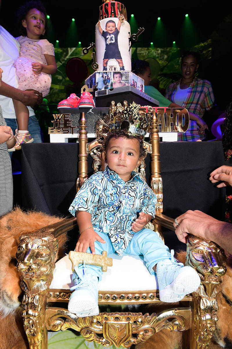 Asahd Khaled's Birthday Party