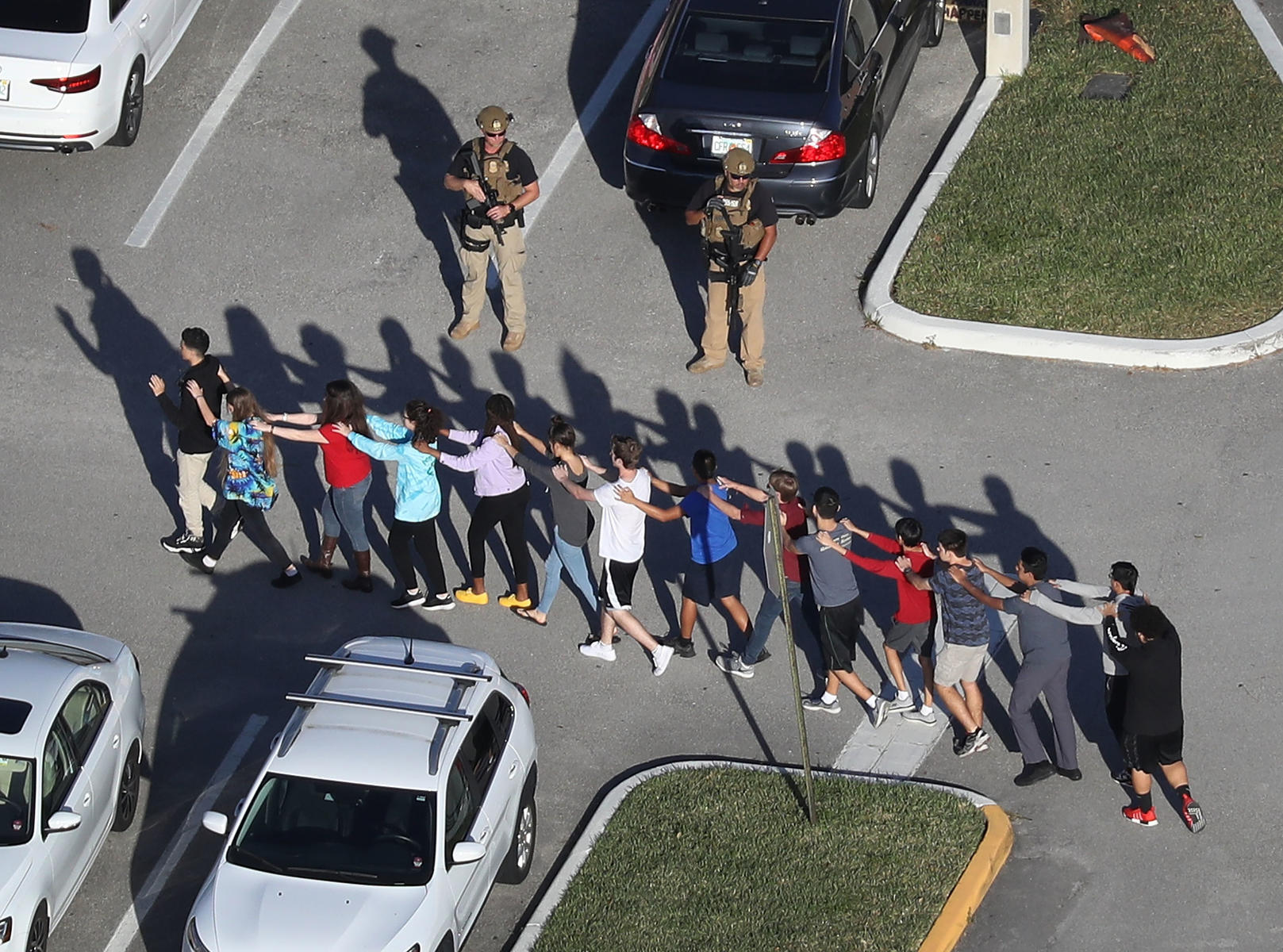 There Have Already Been 18 School Shootings in 2018 and It's Only February