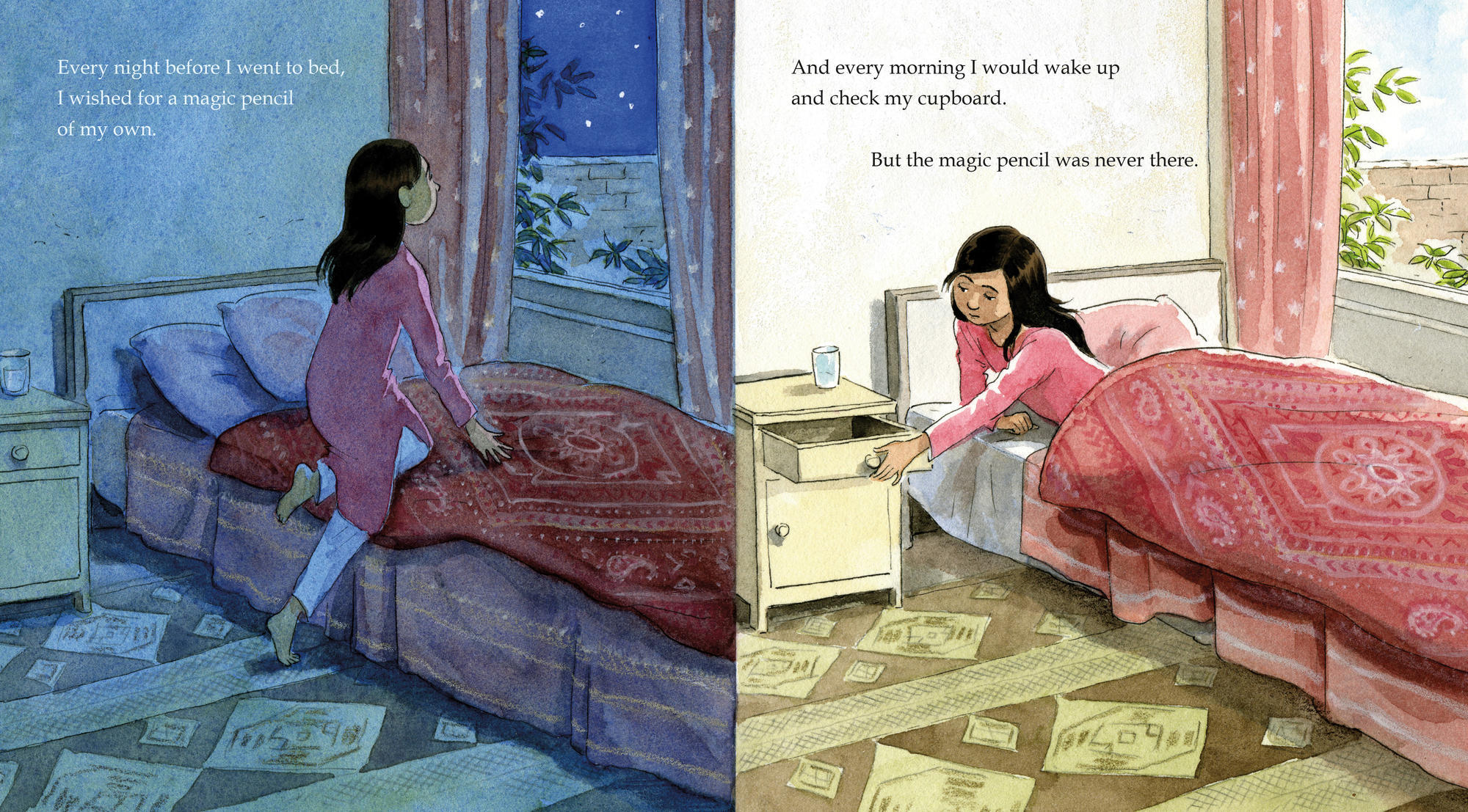 Malala's Magic Pencil Pages