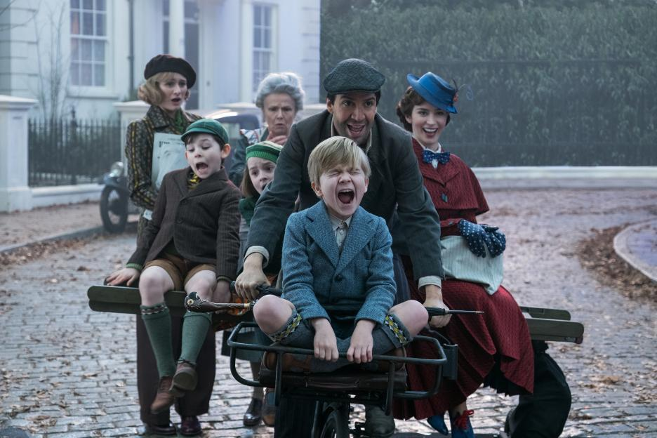 Mary Poppins Returns Cast