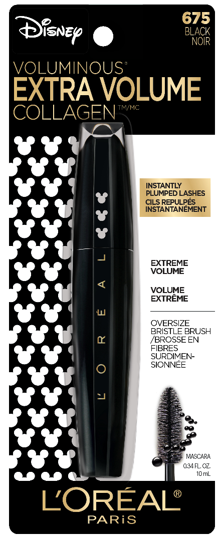 L'Oréal Paris Mickey Mouse Collection Extra-Volume Collagen Mascara