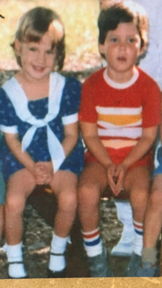 Amy and Justin Pounders Preschool Photo