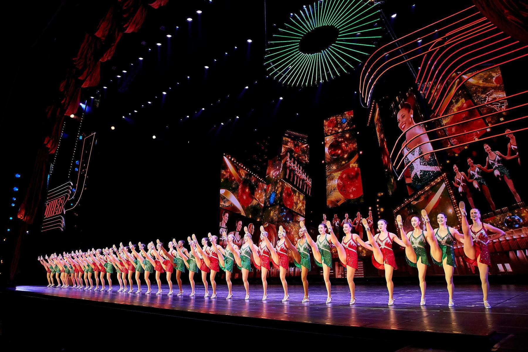 Radio City Rockettes 2