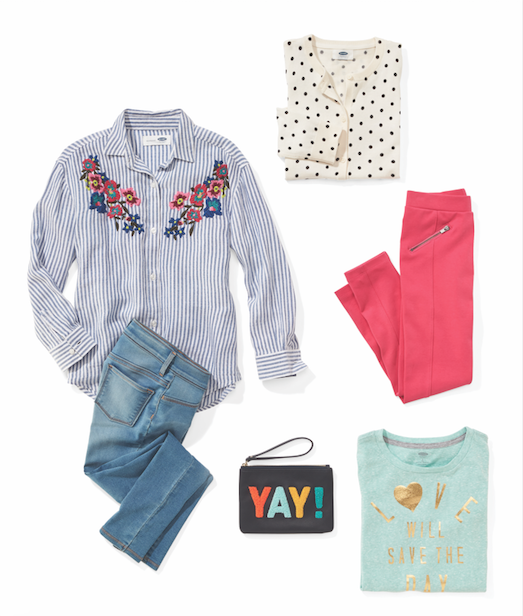 Old Navy Subscription Box Girls