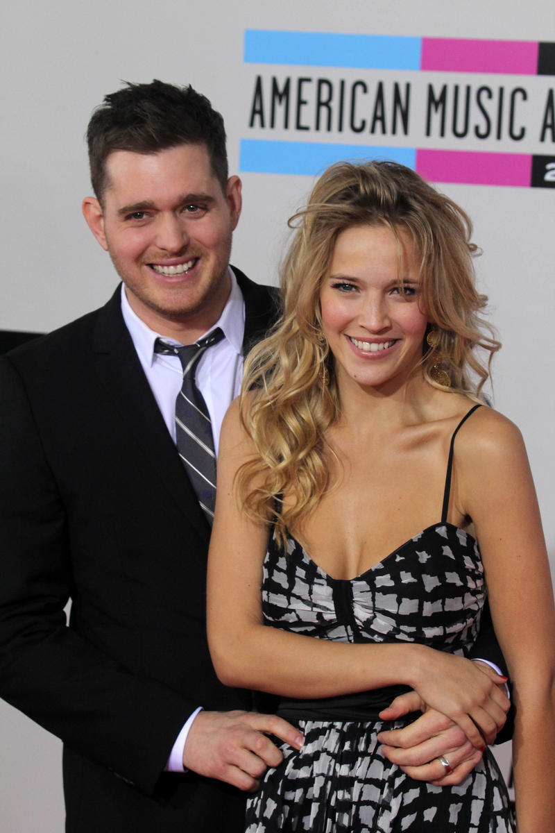 Michael Bublé and Wife Luisana Lopilato Are Expecting Baby Number Three