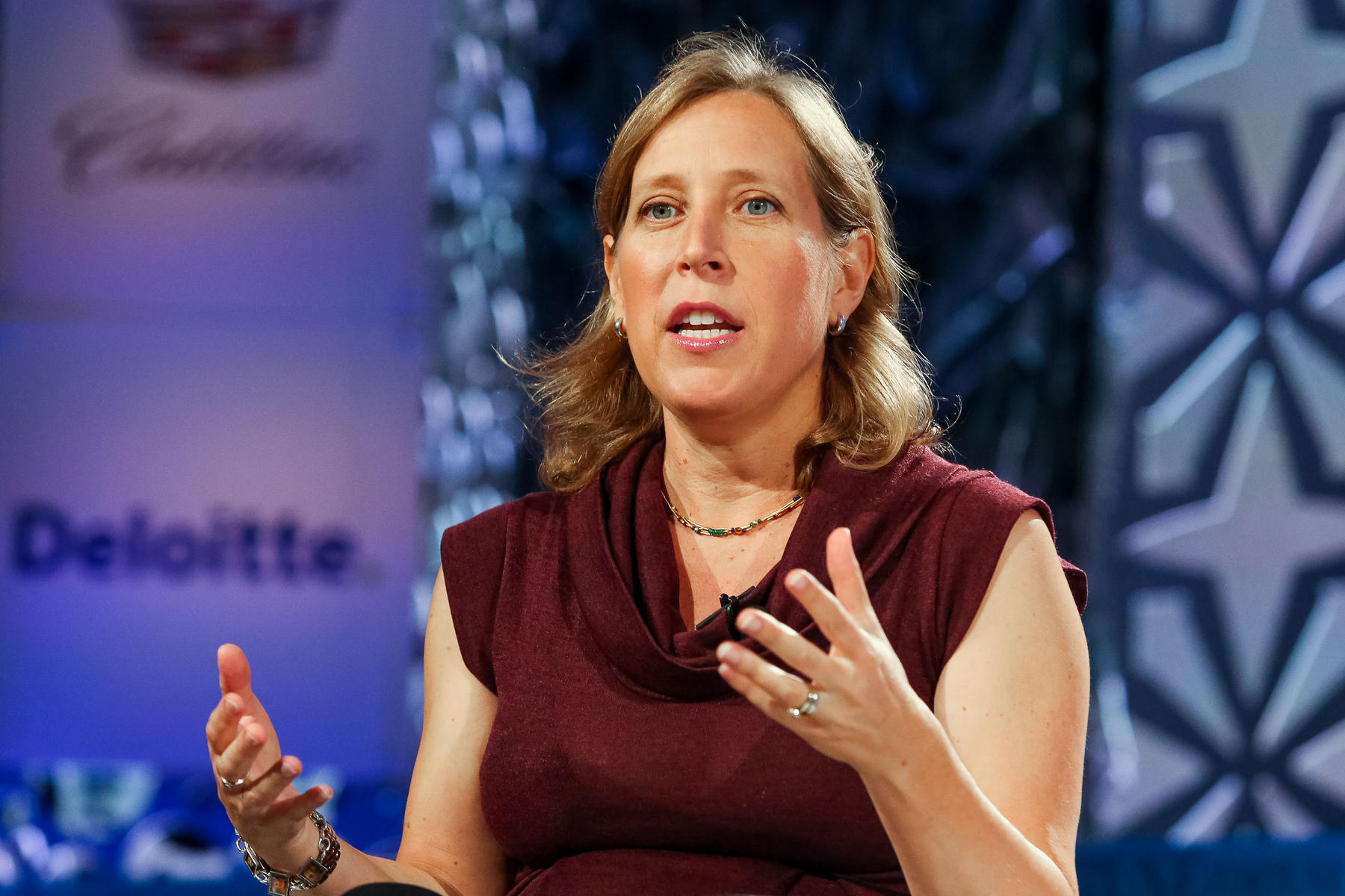 CEO of YouTube, Susan Wojcicki
