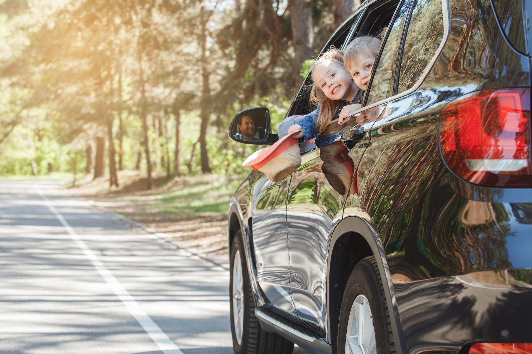 New Car Features You and Your Kids Will Love