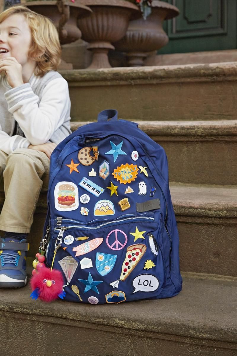 5 Ways To Trick Out Your Kid S Backpack Parents