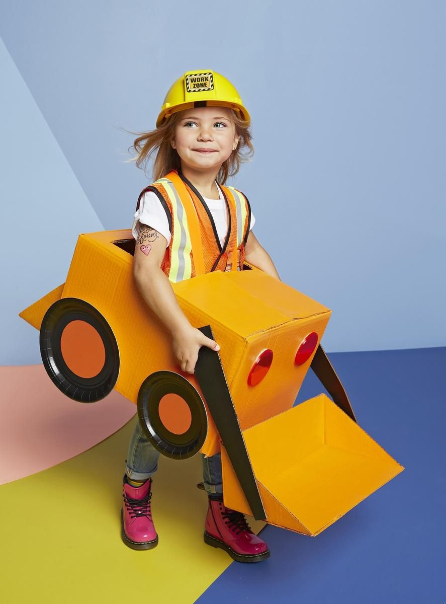 construction cruiser costume instructions