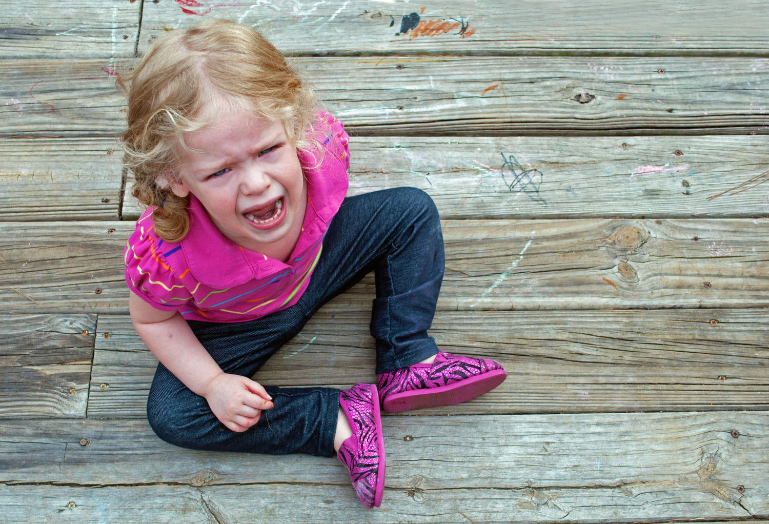 the characteristics of temper tantrums in toddlers