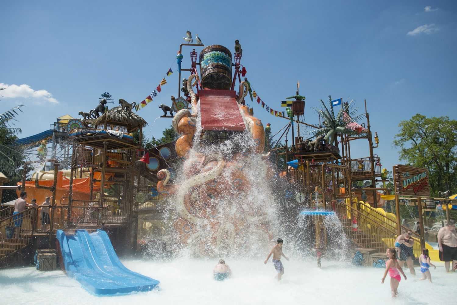 10 Best Water Parks Of 2016 Parents