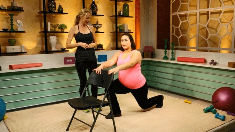 Pregnancy Workouts Third Trimester Fitness Parents