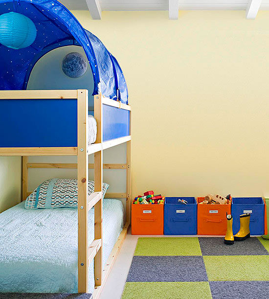 Decorating Ideas for Kids\' Rooms