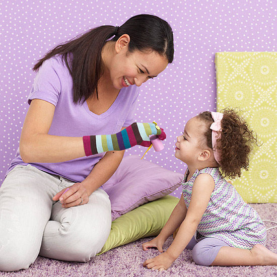 Games to Get Your Toddler to Listen