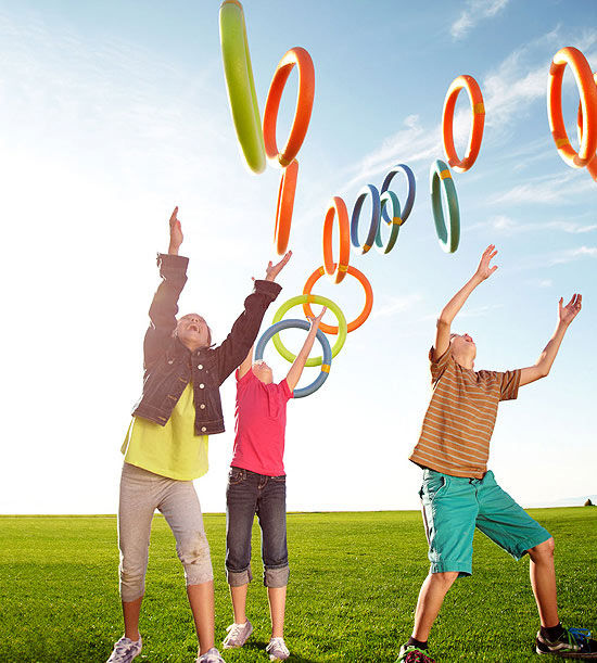 Backyard Olympic Games For Kids
