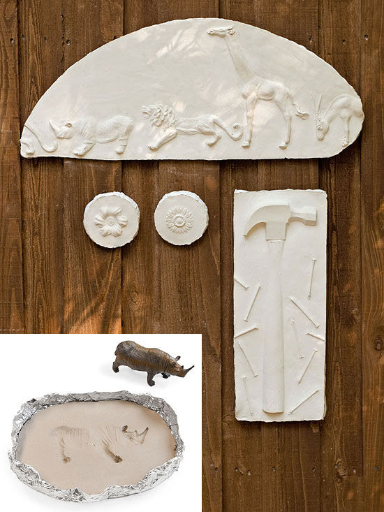 Plaster Plaques Projects