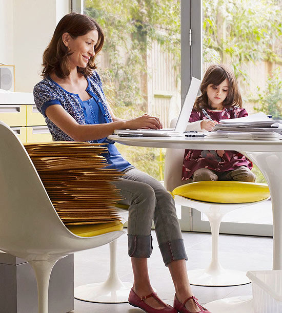 master being a work at home mom - Working In Home Office