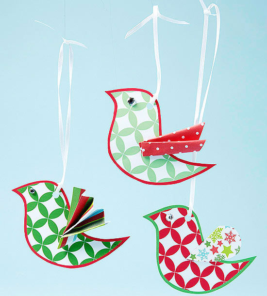 Christmas Ornament Crafts Kids Can Make