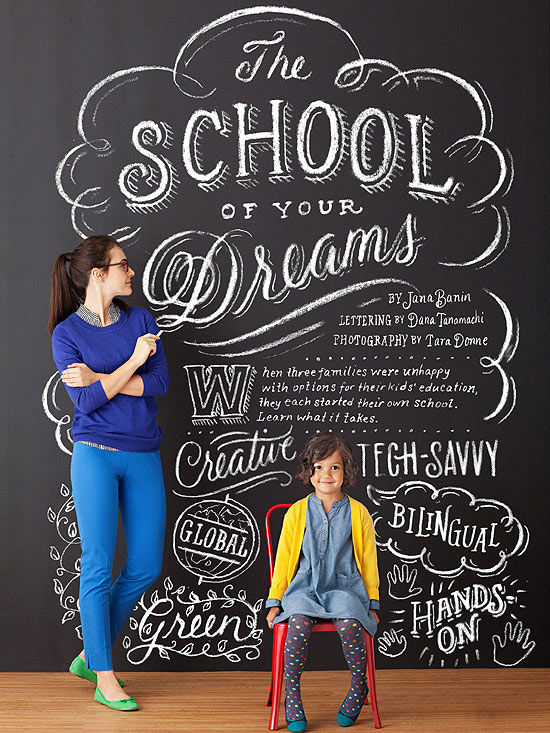 Want The School Of Your Dreams Start Your Own