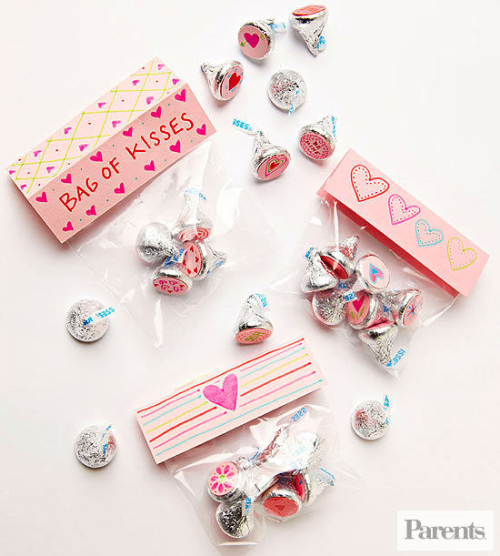 Kid Friendly Valentines Day Crafts