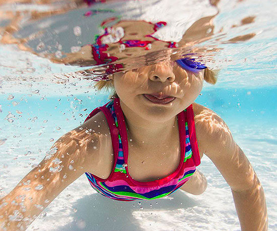 Swimming Lessons Tips for Kids