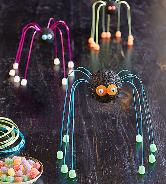 Nine Cute Halloween Decorations You Can Make Yourself