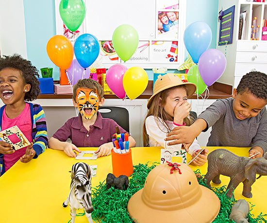 Kids Birthday Party Places - Children's birthday venues nyc