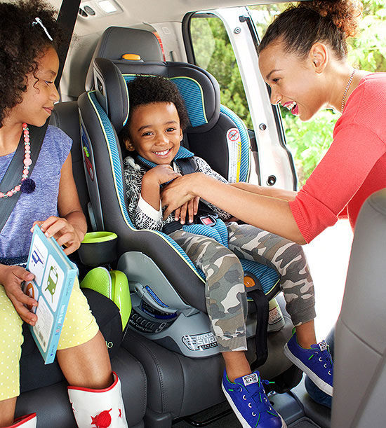 The Confused Parent's Guide to Car-seats