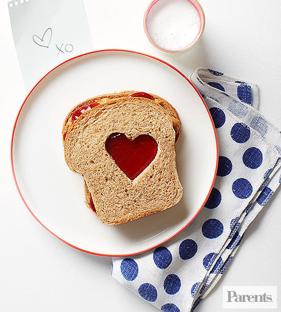 HeartShaped Foods for Valentine 39 s