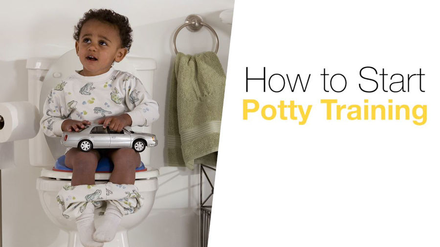 Step By Step Guide To Potty Training Parents