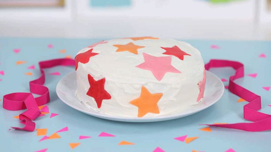 Birthday Party Ideas Star Candy Cake Parents