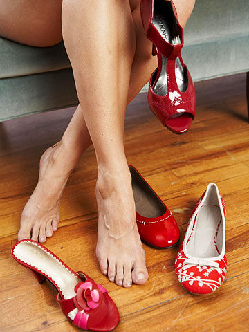 Are Your Shoes Fit for Pregnancy