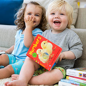 making the most of toddler storytime