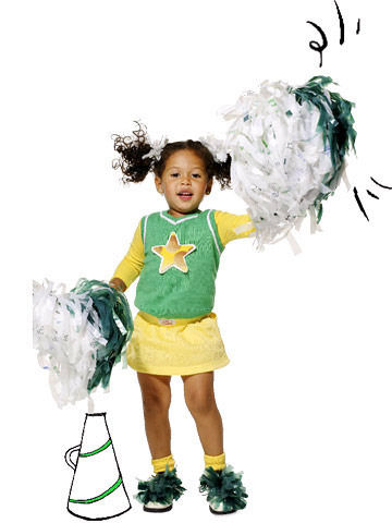 sc 1 st  Parents Magazine : toddler cheerleading costume  - Germanpascual.Com