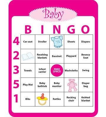 Fun Festive Baby Shower Games