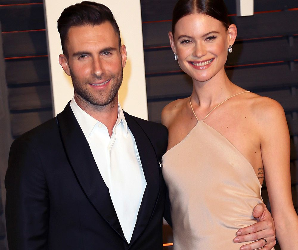 Adam Levine and Behati Prinsloo Pregnant with First Child