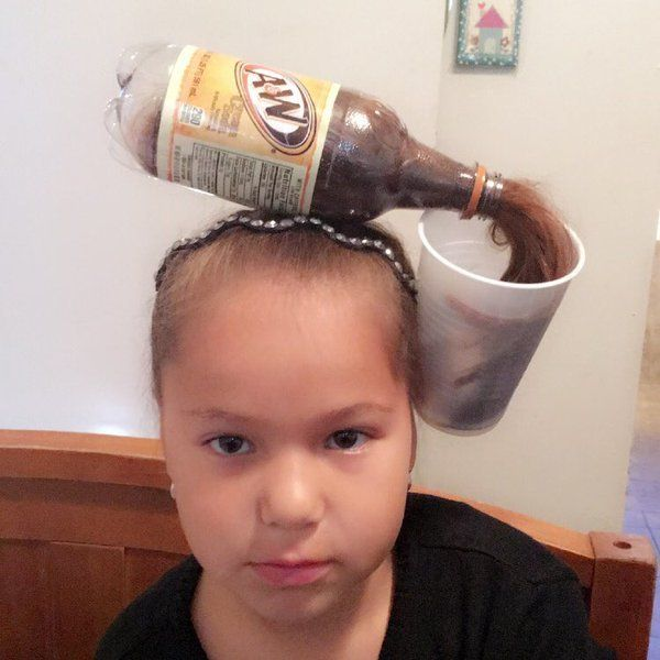 These Kids Are Totally Winning At Crazy Hair Day