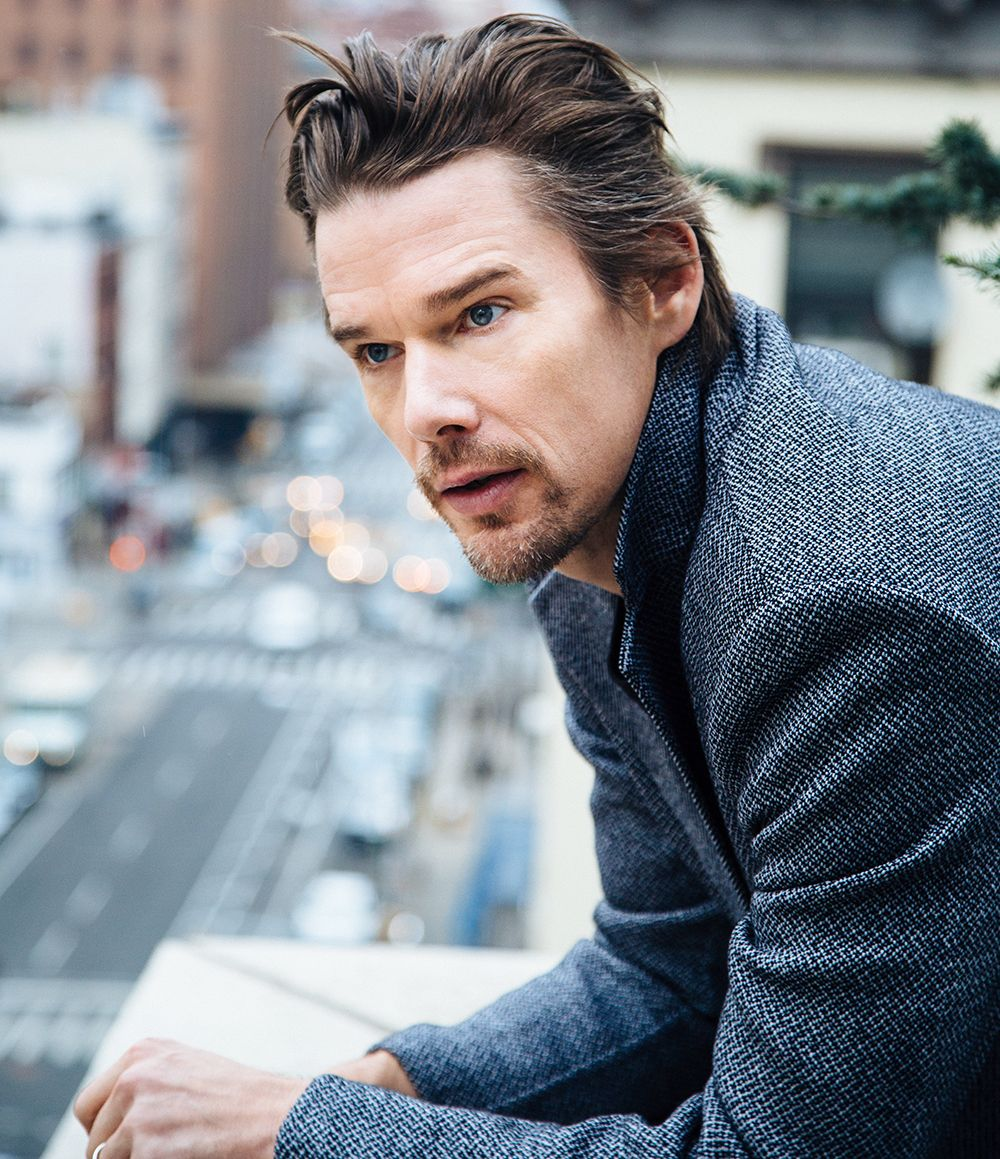 Ethan Hawke 39 s New Book Presents