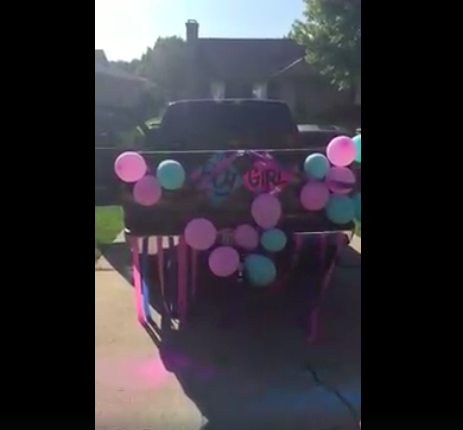 See the RevvedUp Gender Reveal