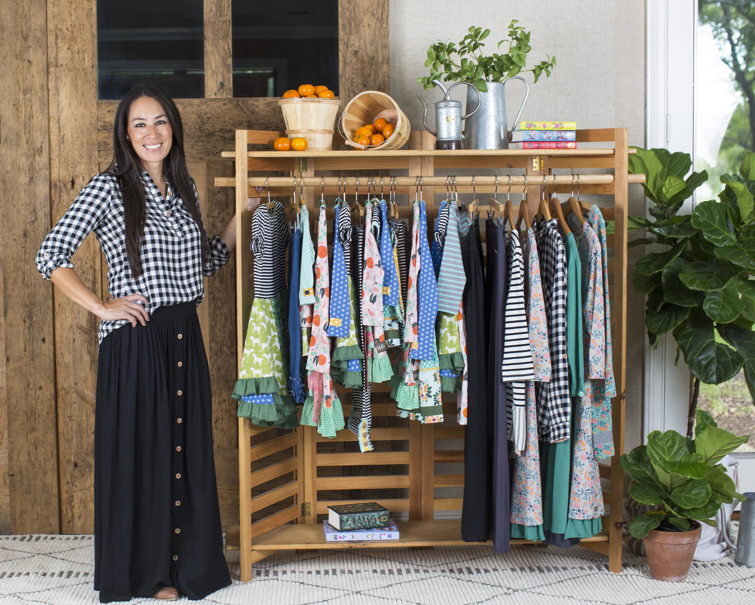 See Joanna Gaines Sweet Kids Clothing Line For Matilda