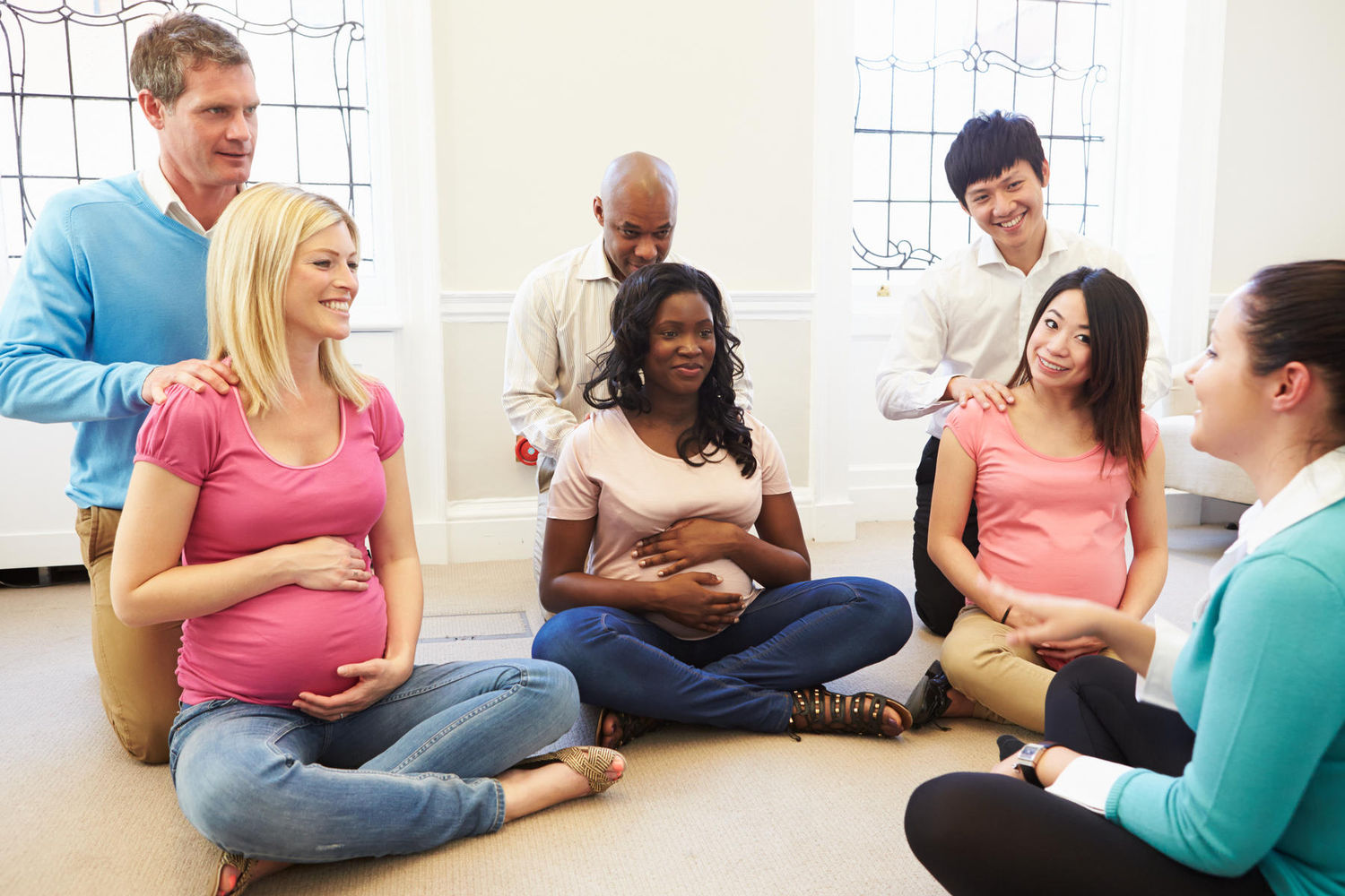 What to Expect in Childbirth Classes