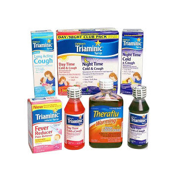 Triaminic Syrups And Theraflu Warming Relief Syrups Recalled Parents